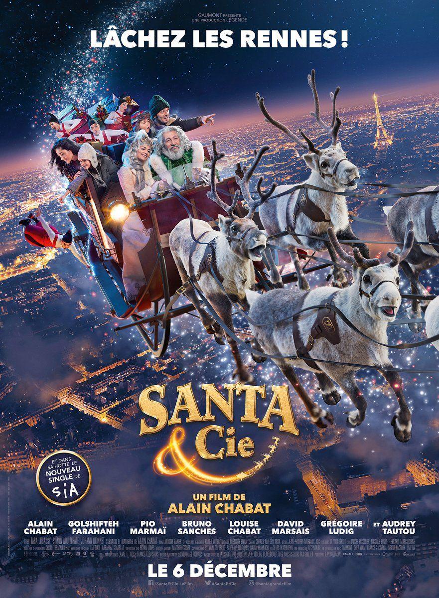 Santa & Cie - Film (2017)