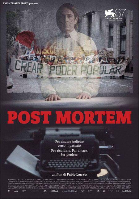 Santiago 73, Post Mortem - Film (2011)