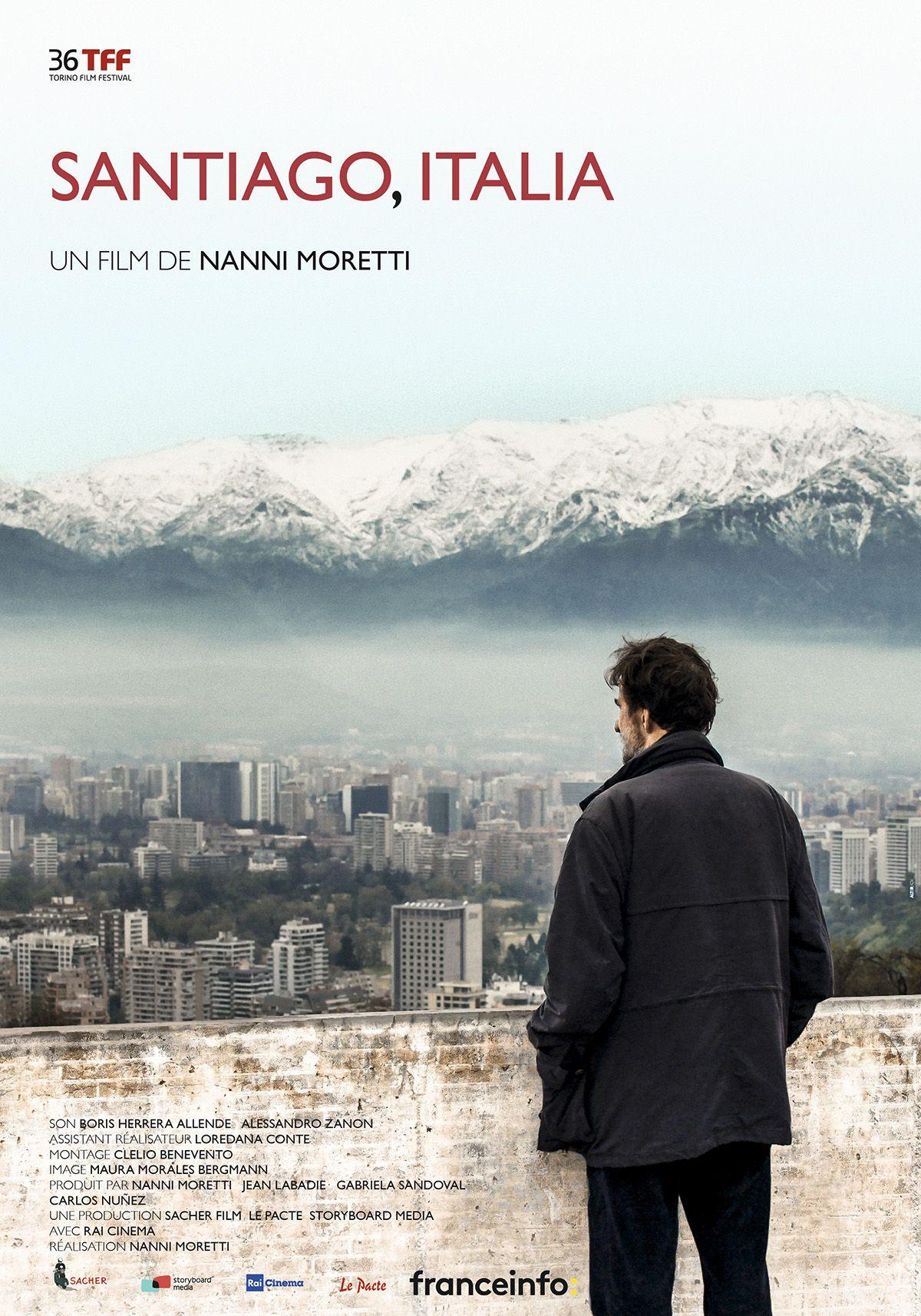 Santiago, Italia - Documentaire (2019)