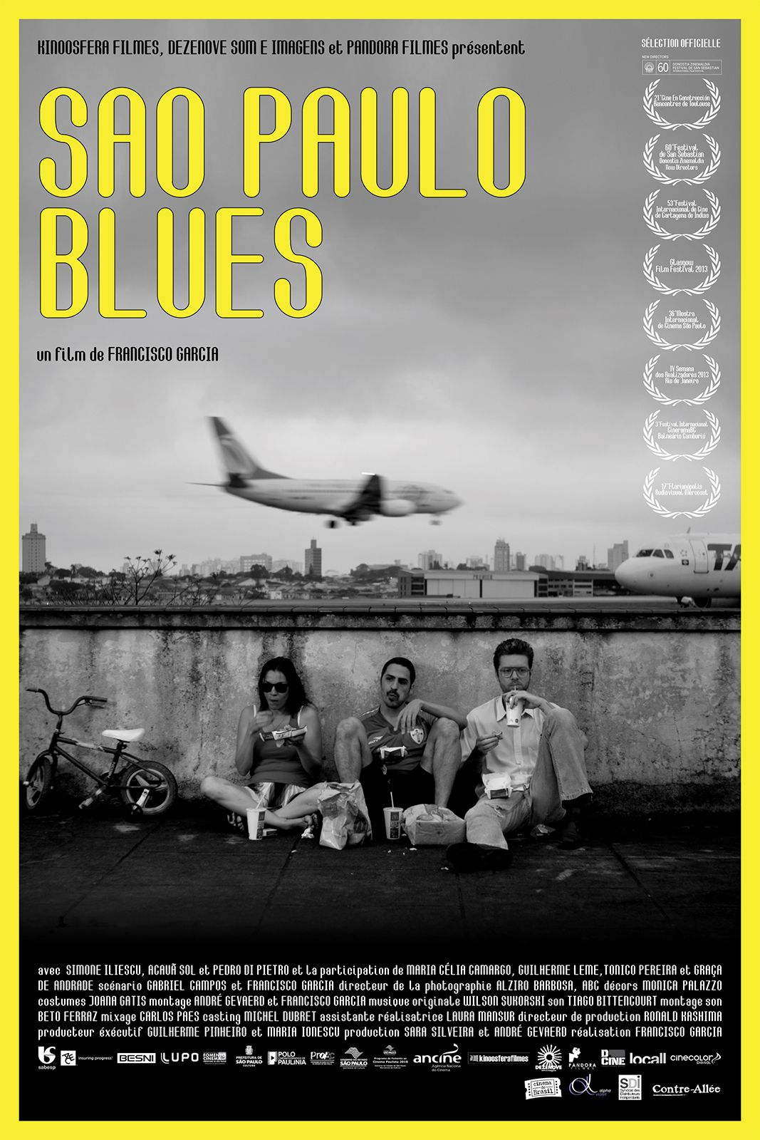 Sao Paulo Blues - Film (2014)