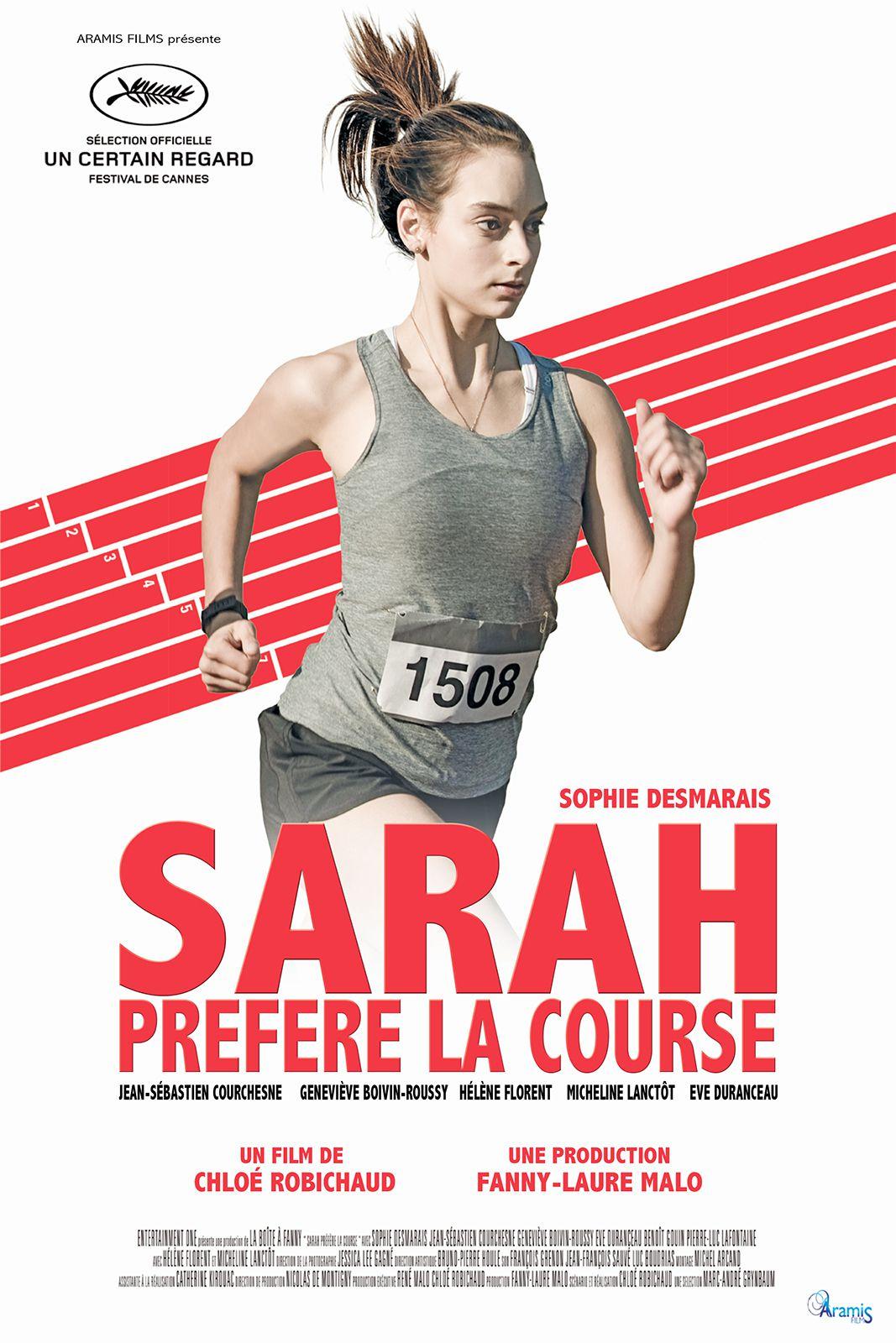 Sarah préfère la course - Film (2013)