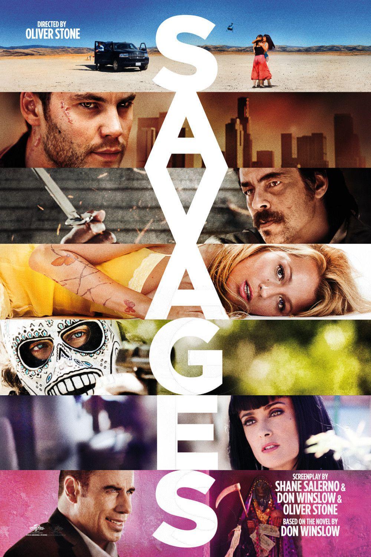 Savages - Film (2012)