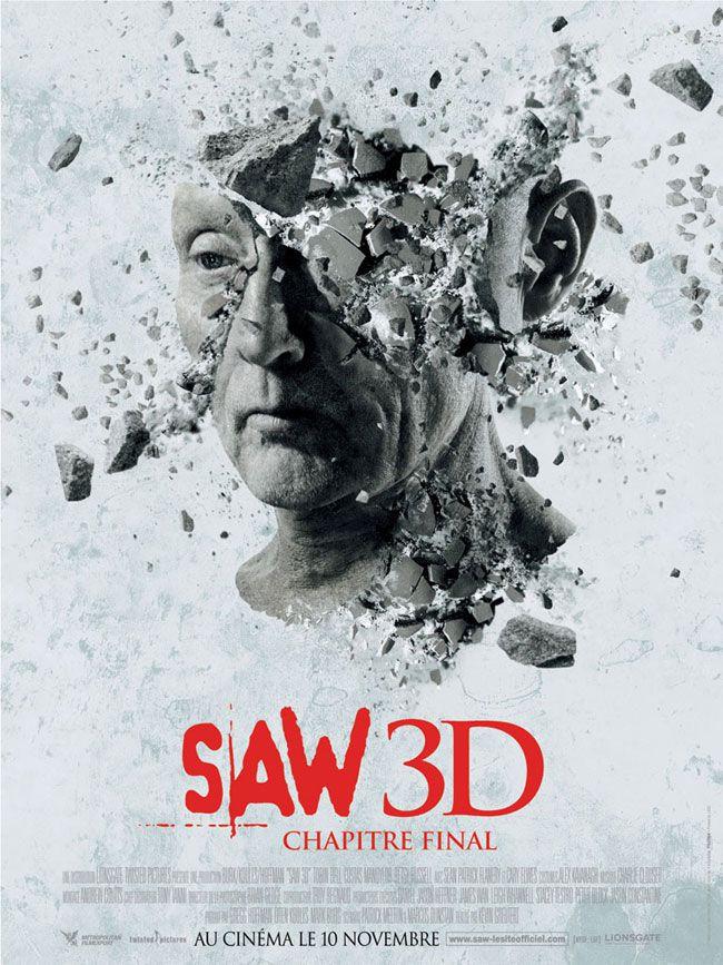 Saw 3D : Chapitre final - Film (2010)