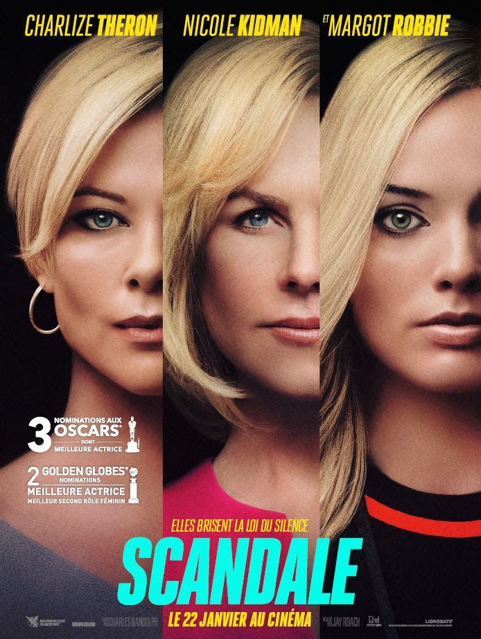 Scandale - Film (2020)