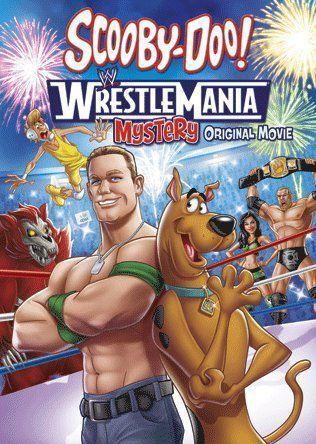 Scooby-Doo! WrestleMania - La folie du catch - Long-métrage d'animation (2014)