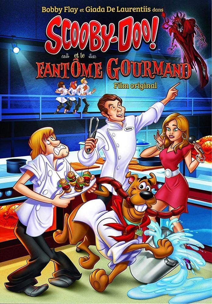 Scooby-Doo et Le Fantôme gourmand - Long-métrage d'animation (2018)
