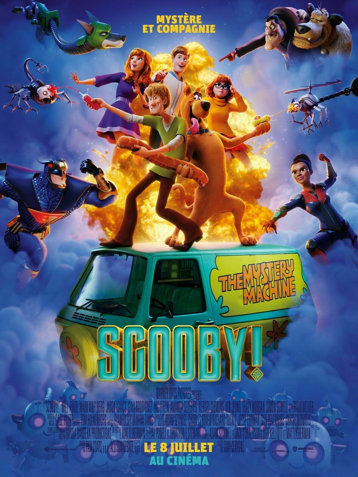 Scooby ! - Long-métrage d'animation (2020)