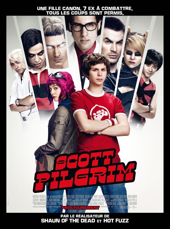 Scott Pilgrim - Film (2010)