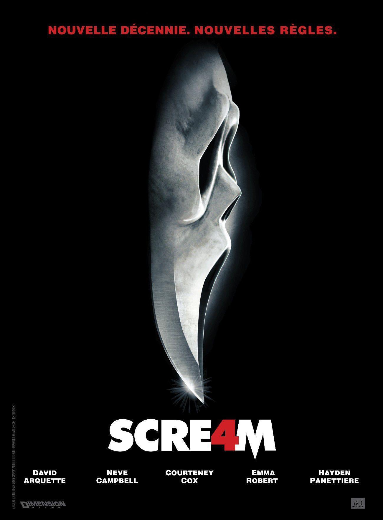 Scream 4 - Film (2011)