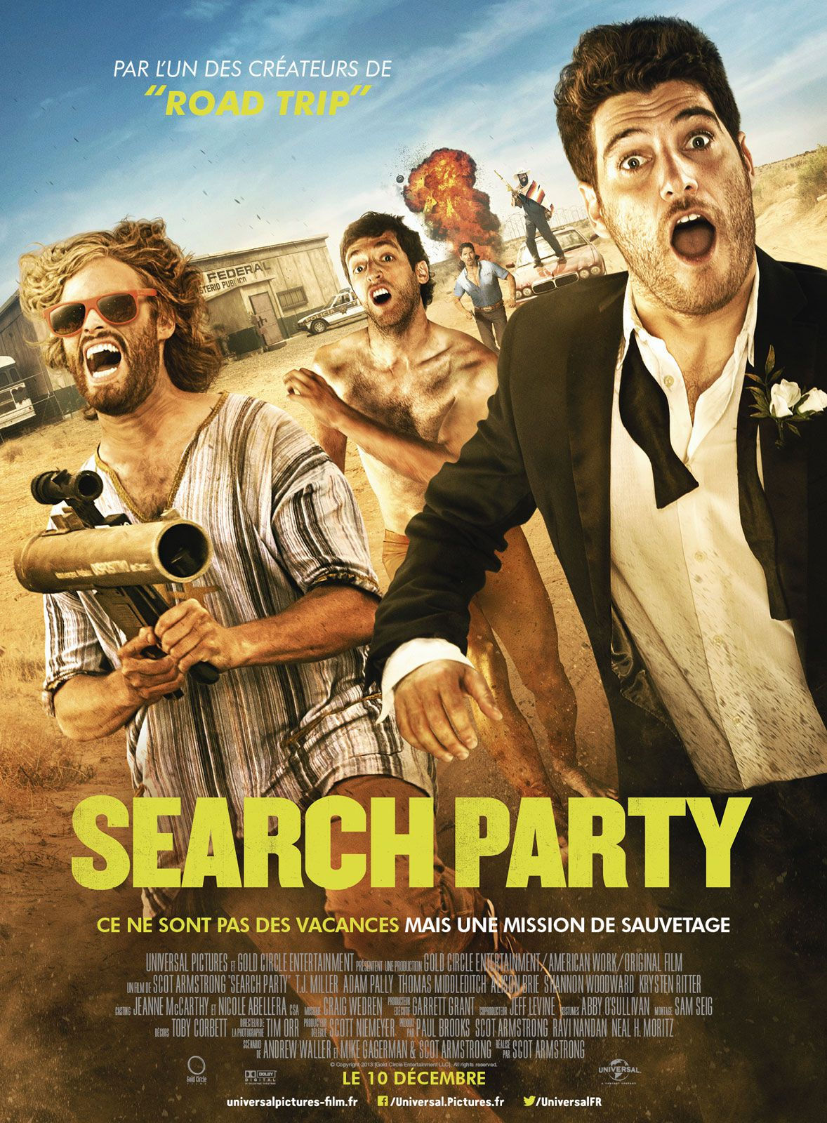 Search Party - Film (2014)