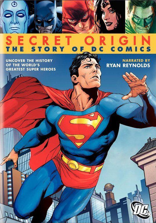 Secret Origin: The Story of DC Comics - Documentaire (2010)