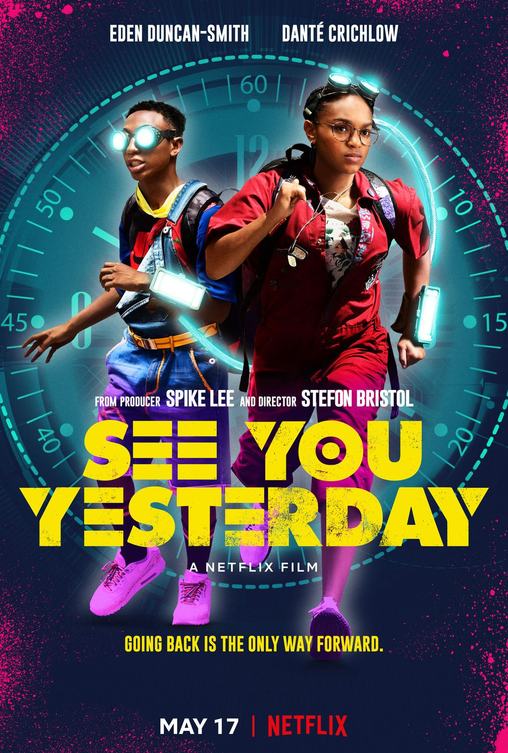 See You Yesterday - Film (2019)
