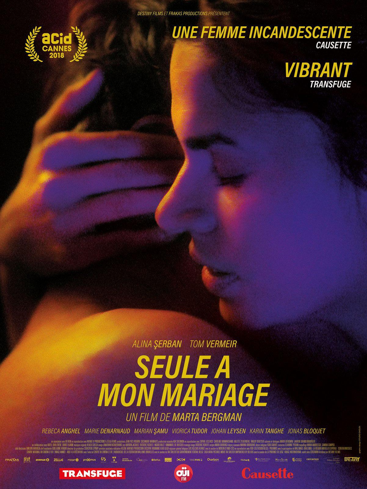 Seule à mon mariage - Film (2019)