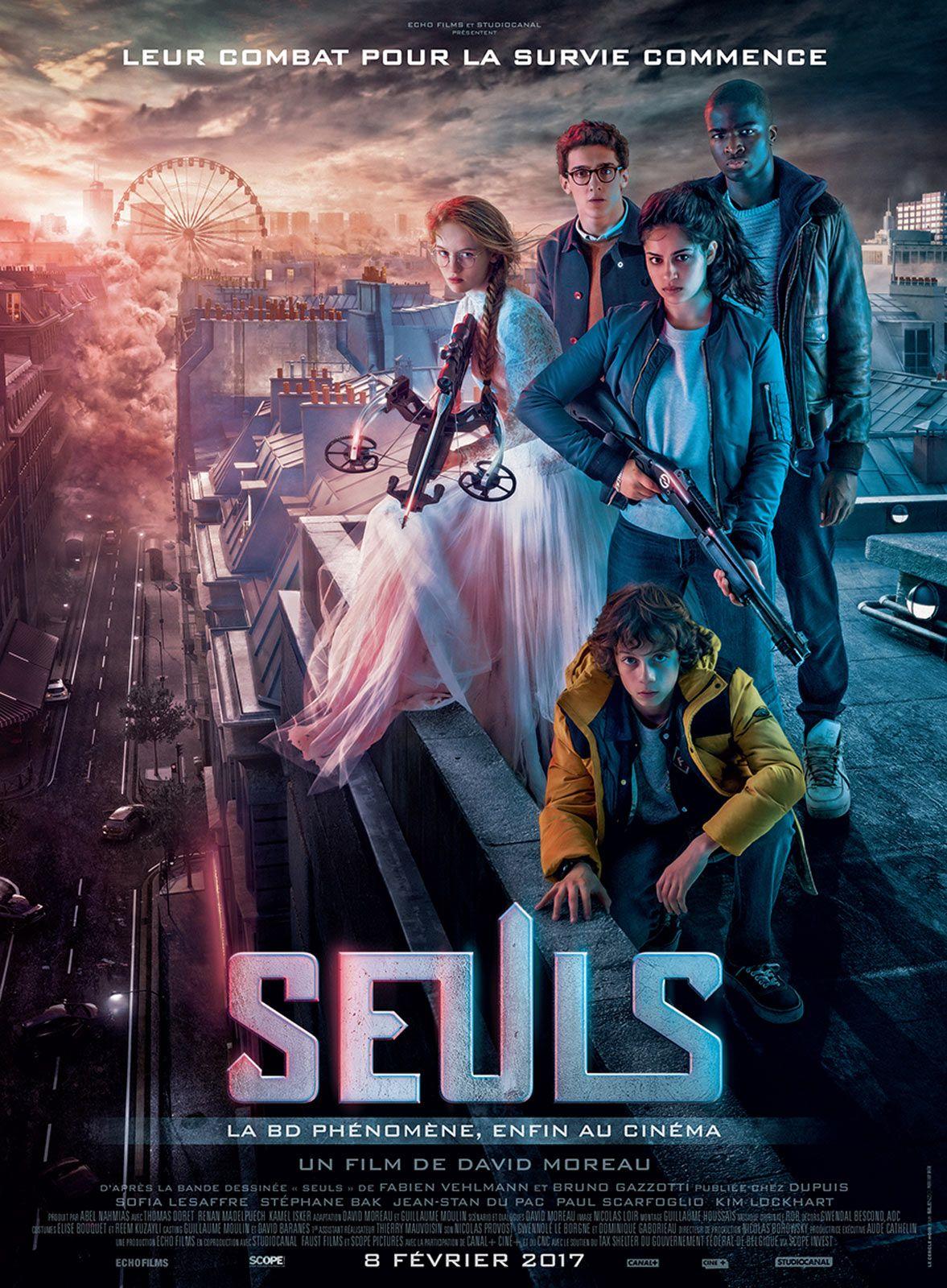 Seuls - Film (2017)