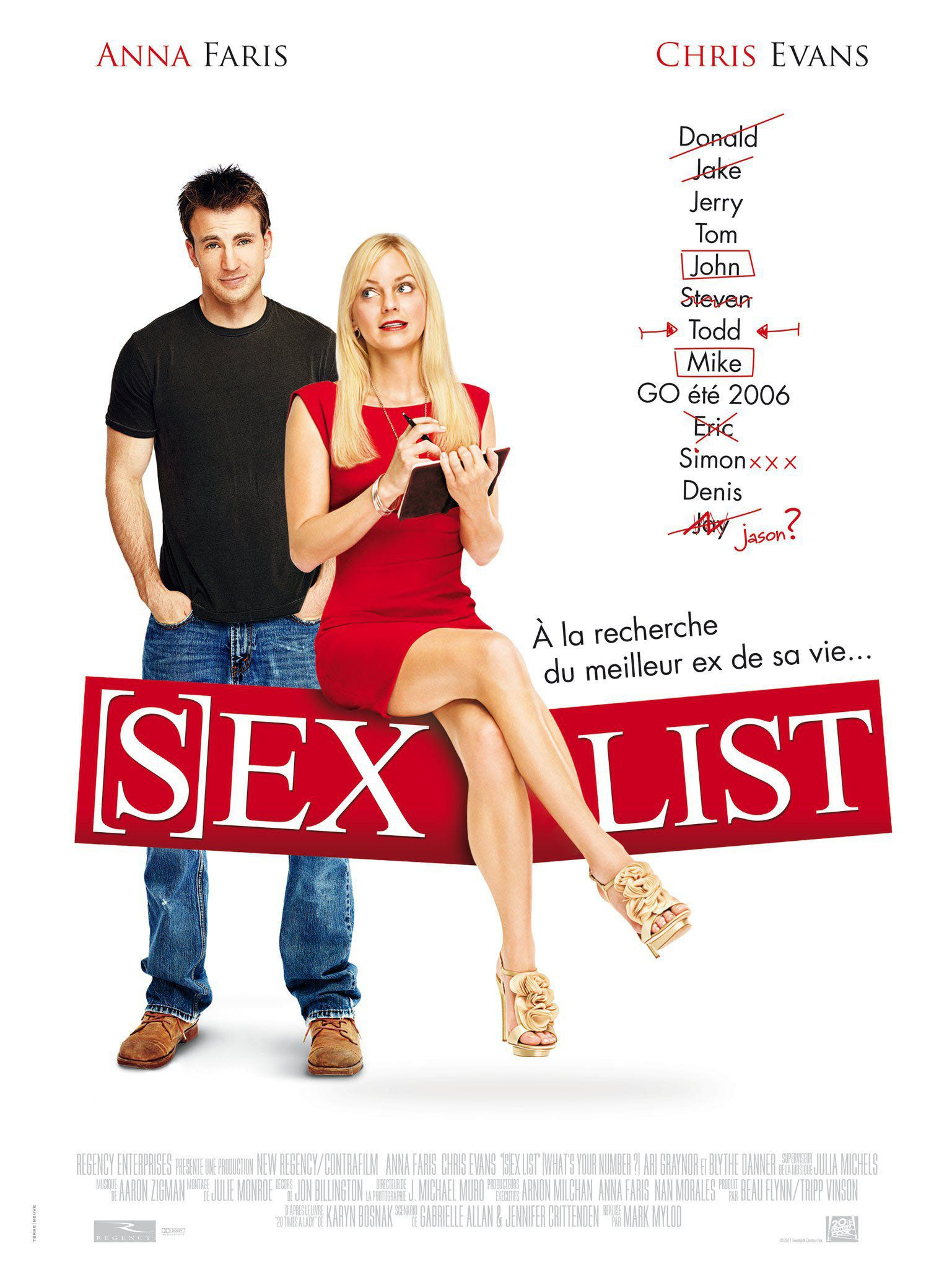 (S)ex List - Film (2011)