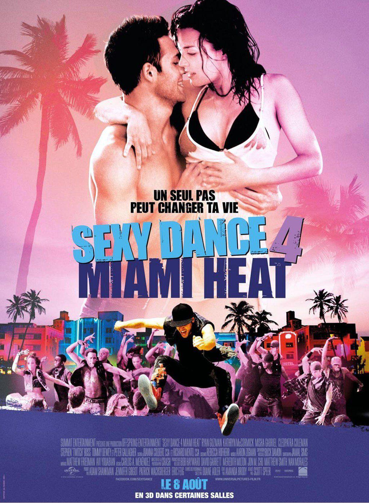 Sexy Dance 4 : Miami Heat - Film (2012)