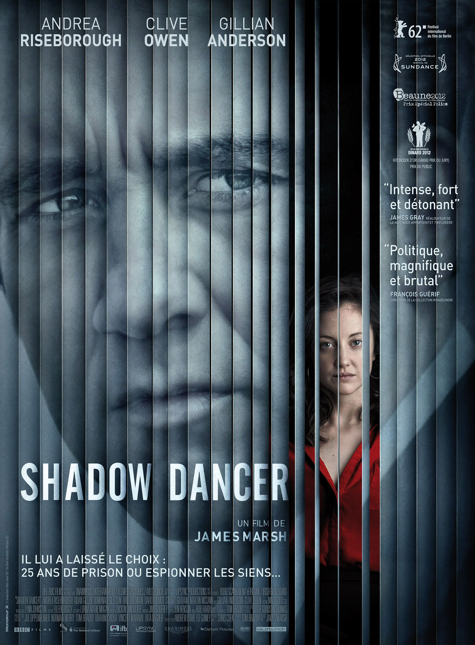 Shadow Dancer - Film (2012)