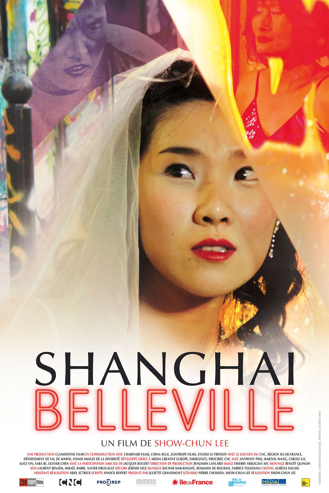 Shanghaï Belleville - Film (2013)