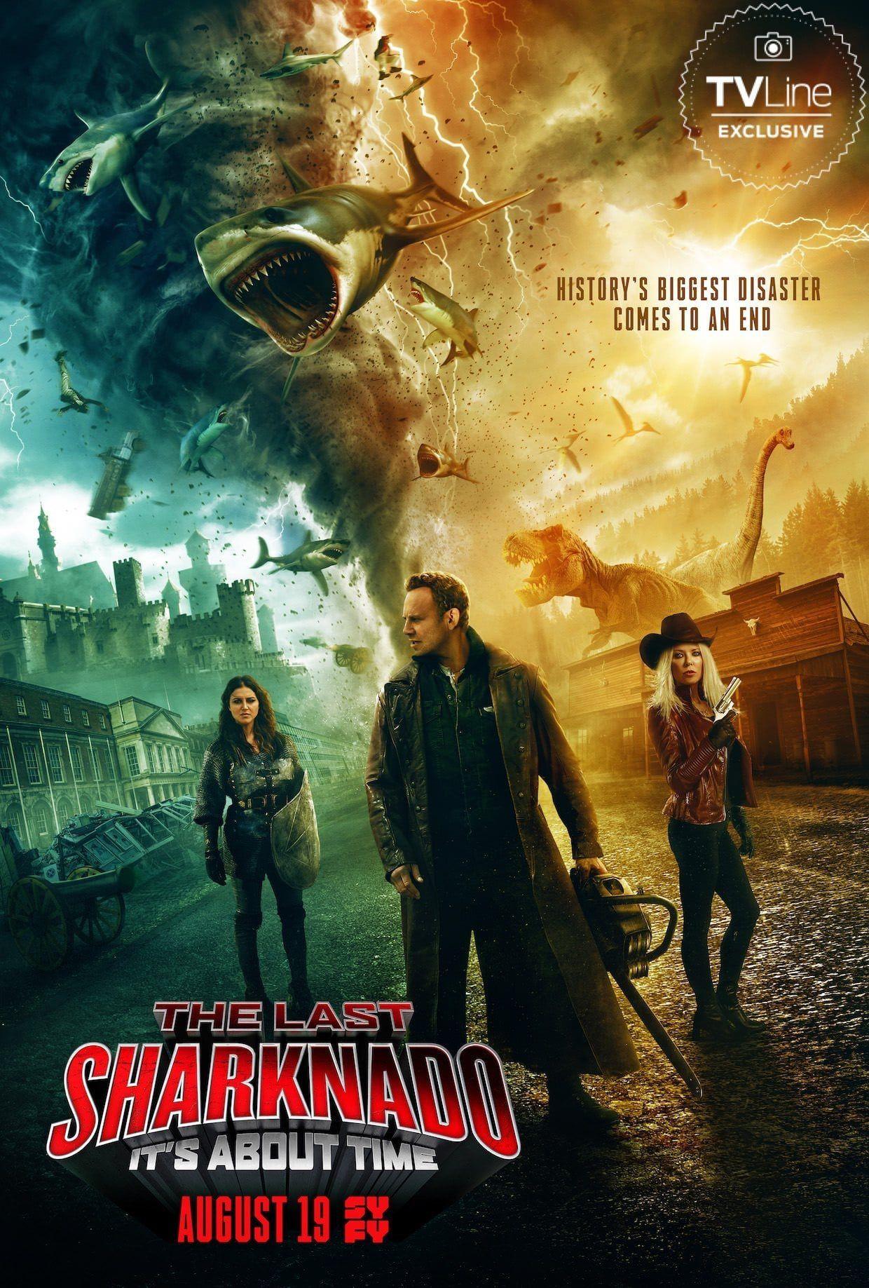 Sharknado 6 - Film (2018)
