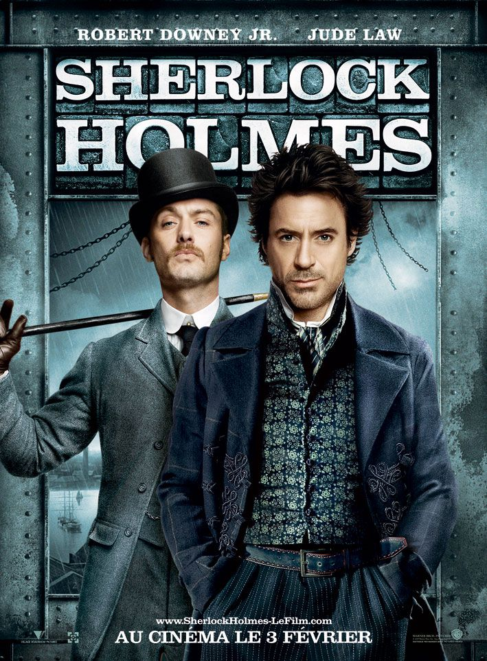 Sherlock Holmes - Film (2009)