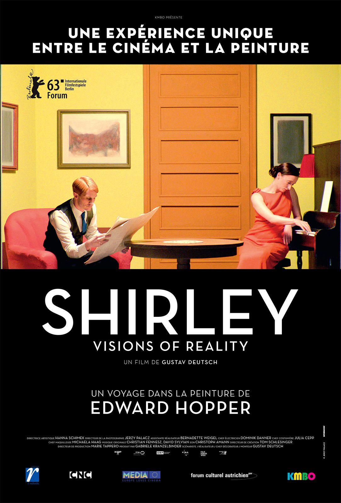 Shirley, un voyage dans la peinture d'Edward Hopper - Film (2013)