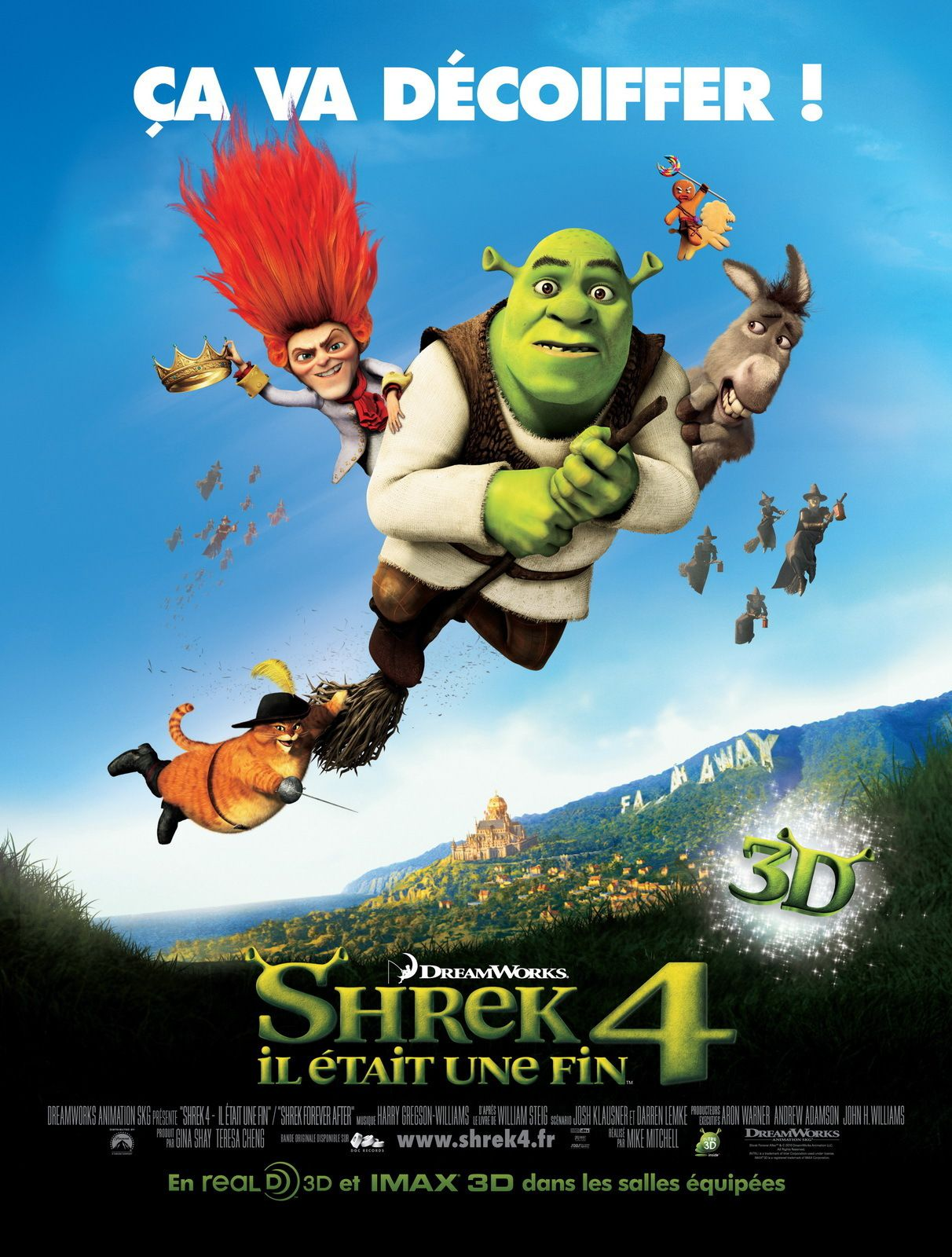 Shrek 4 : Il était une fin - Long-métrage d'animation (2010)