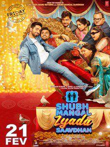 Shubh Mangal Zyada Saavdhan - Film (2020)