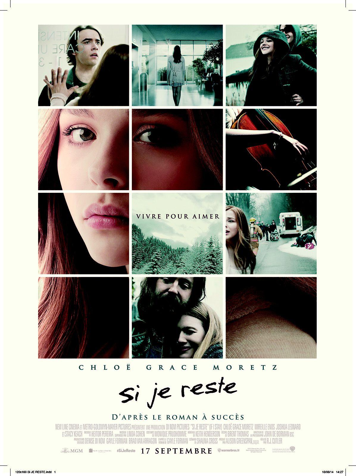 Si je reste - Film (2014)