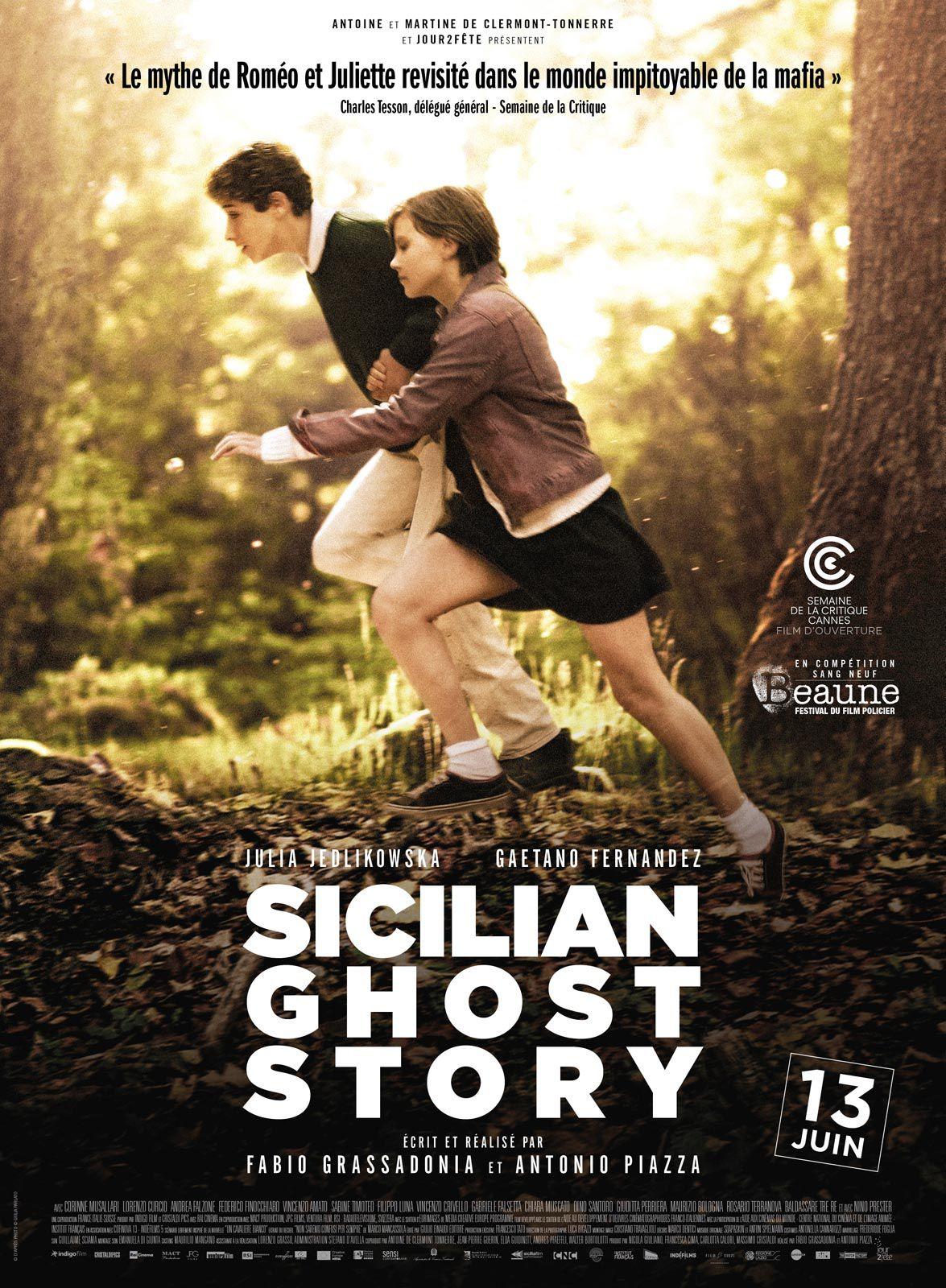 Sicilian Ghost Story - Film (2018)