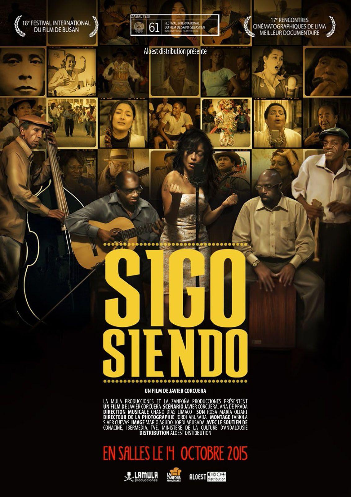 Sigo siendo - Documentaire (2015)