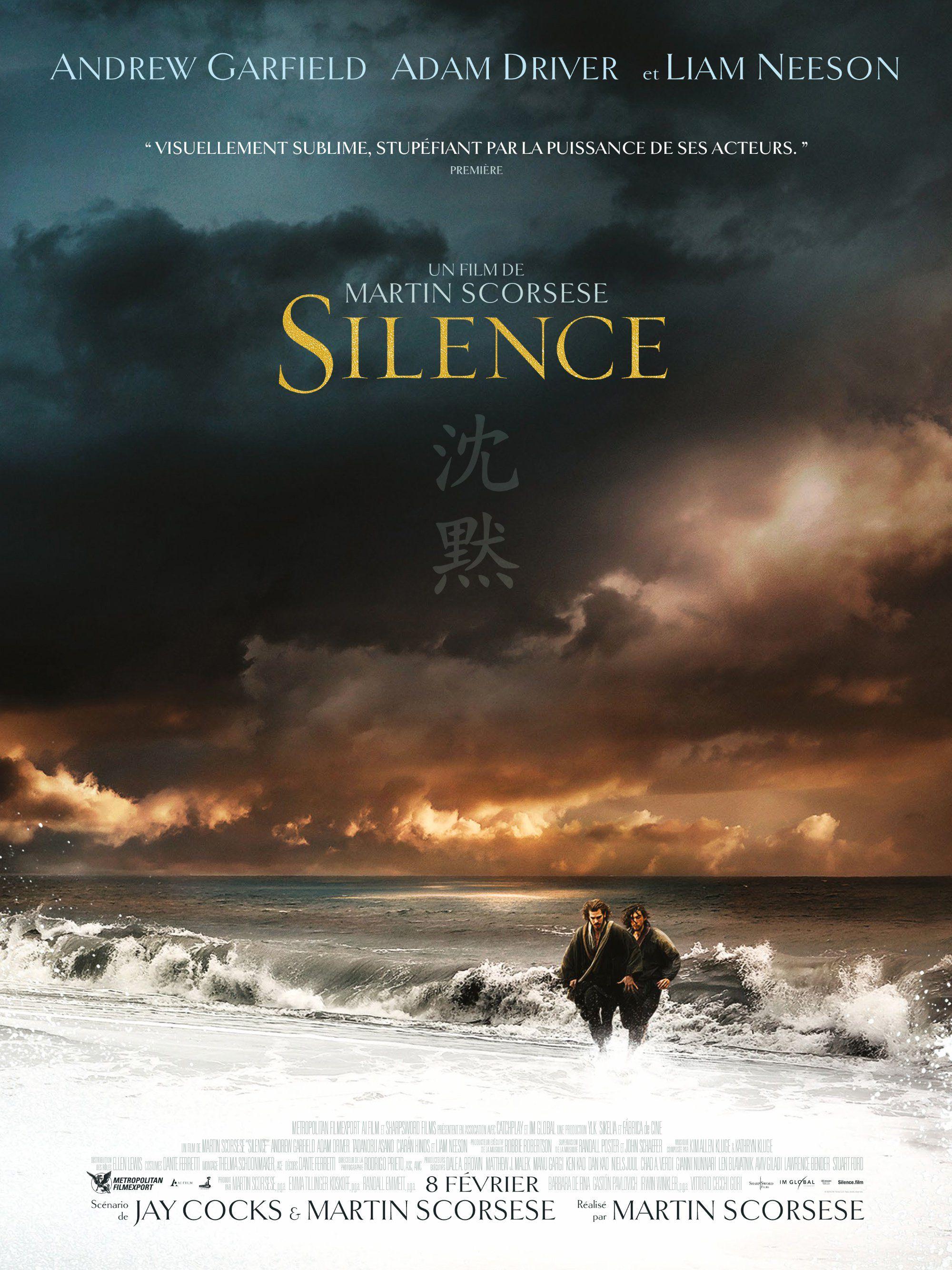 Silence - Film (2016)