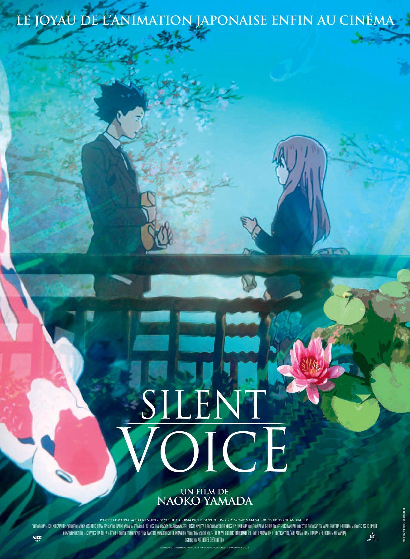 Silent Voice - Long-métrage d'animation (2018)