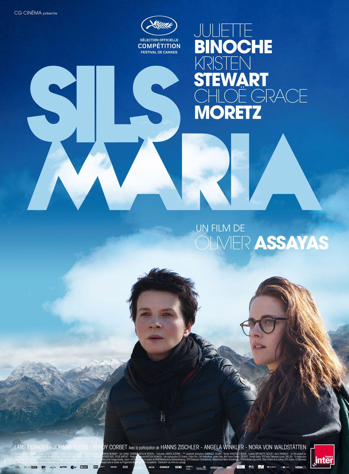 Sils Maria - Film (2014)