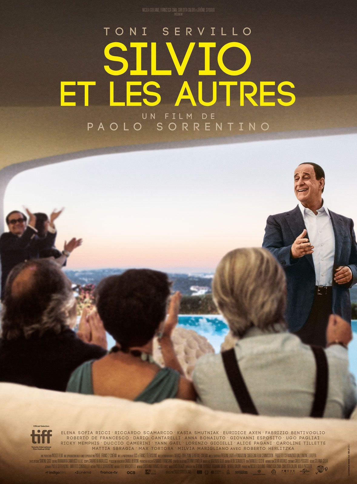 Silvio et les autres - Film (2018)