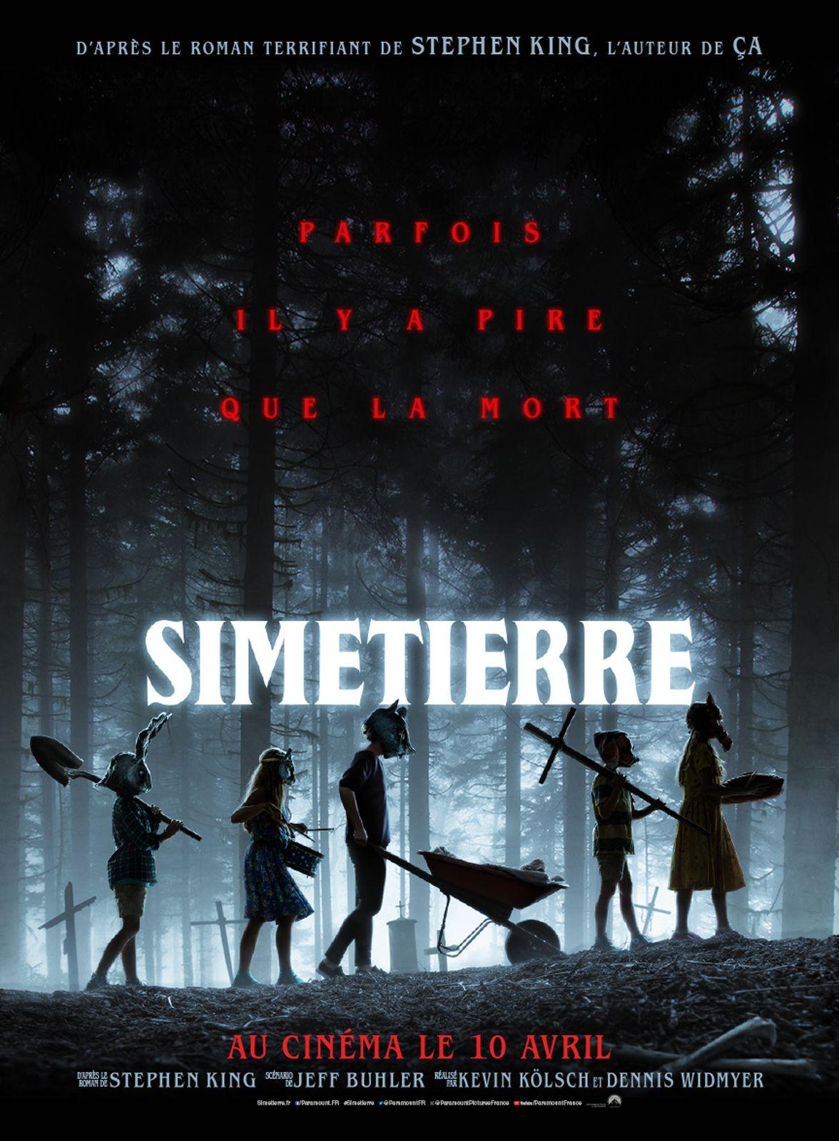 Simetierre - Film (2019)