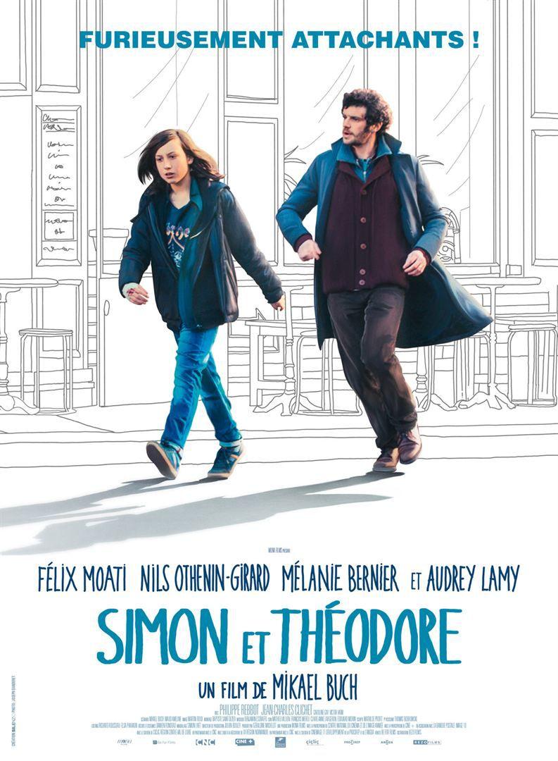 Simon et Théodore - Film (2017)
