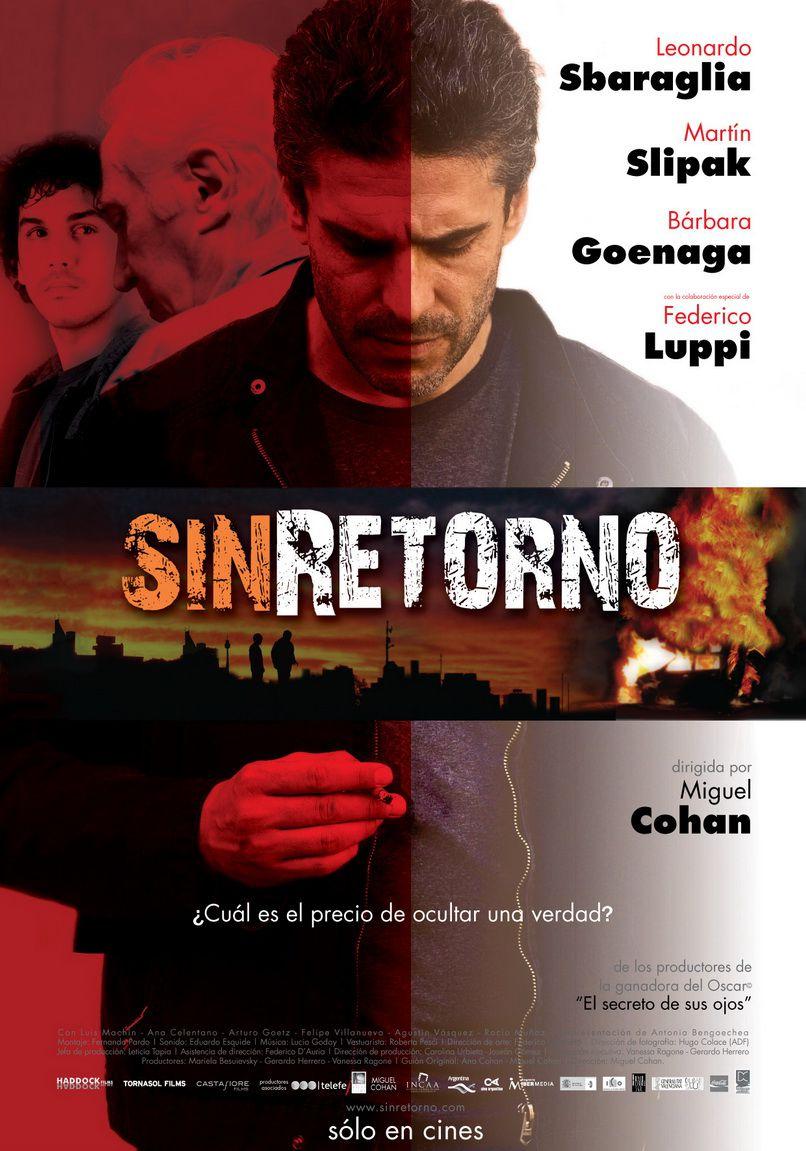 Sin Retorno - Film (2010)