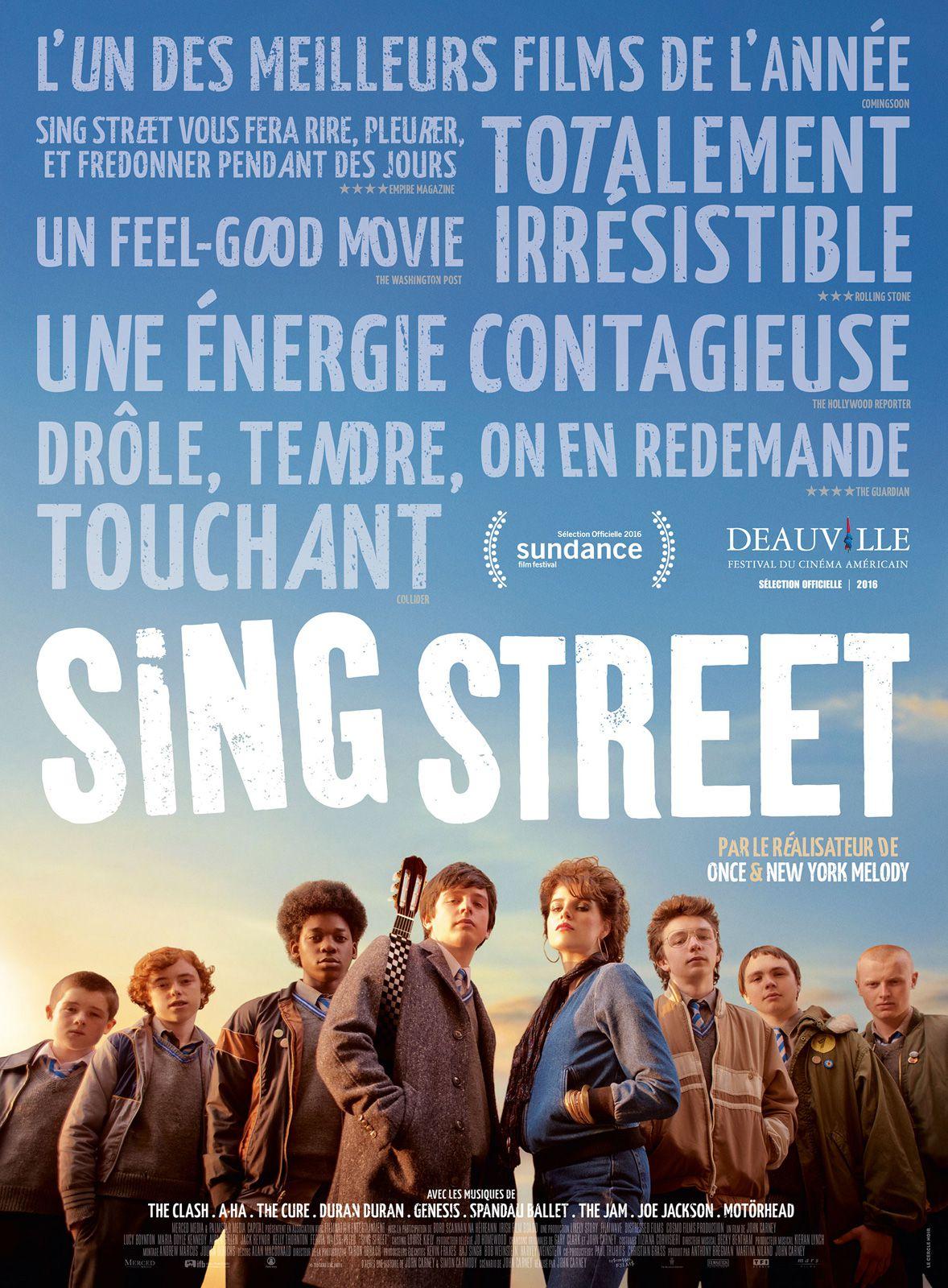 Sing Street - Film (2016)