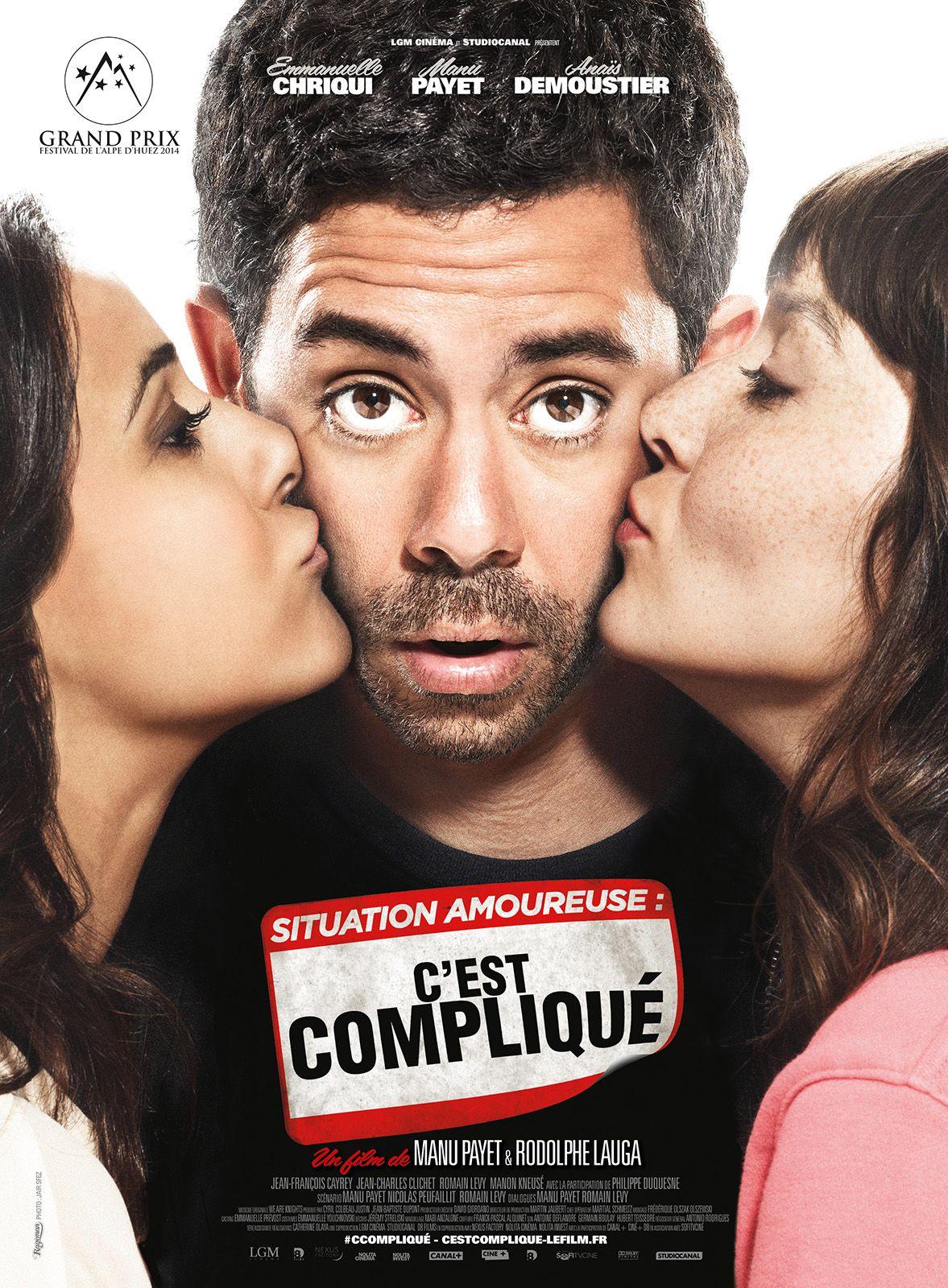 Situation amoureuse : C'est compliqué - Film (2014)