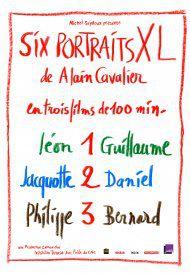 Six portraits XL 3 - Philippe et Bernard - Documentaire (2018)