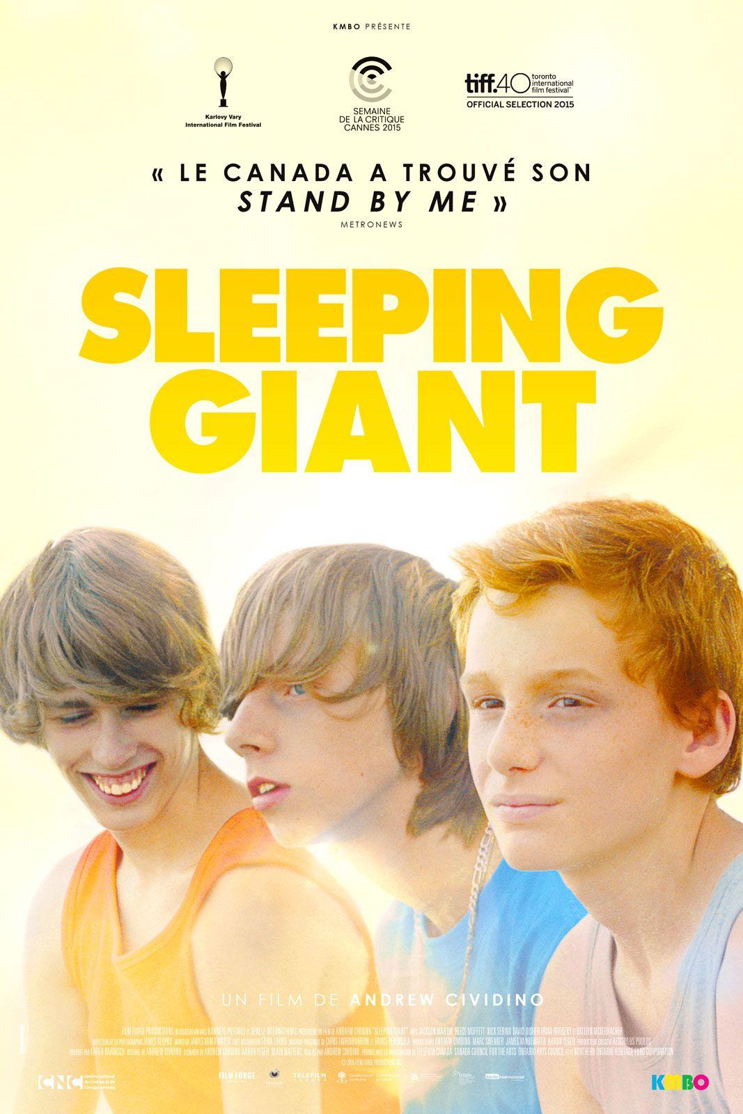 Sleeping Giant - Film (2016)