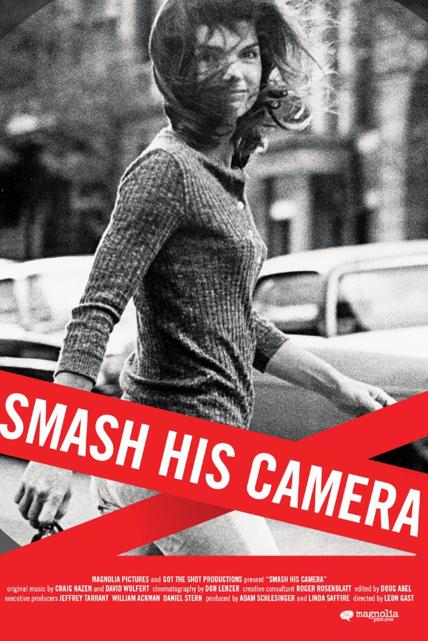 Smash His Camera - Documentaire (2010)