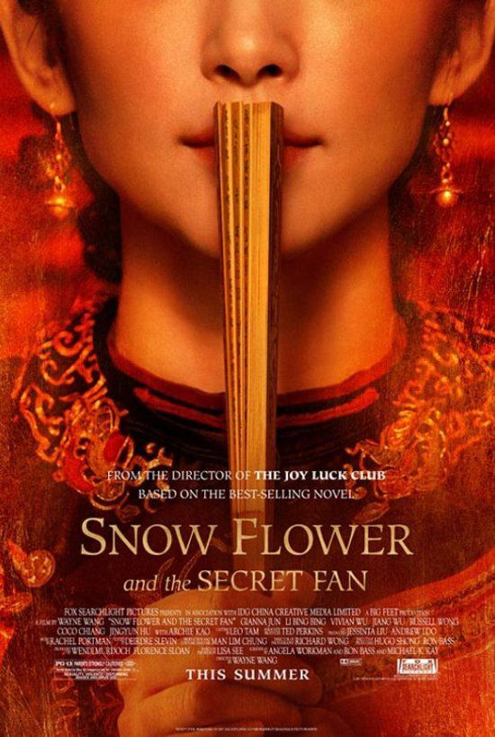 Snow Flower and the Secret Fan - Film (2011)