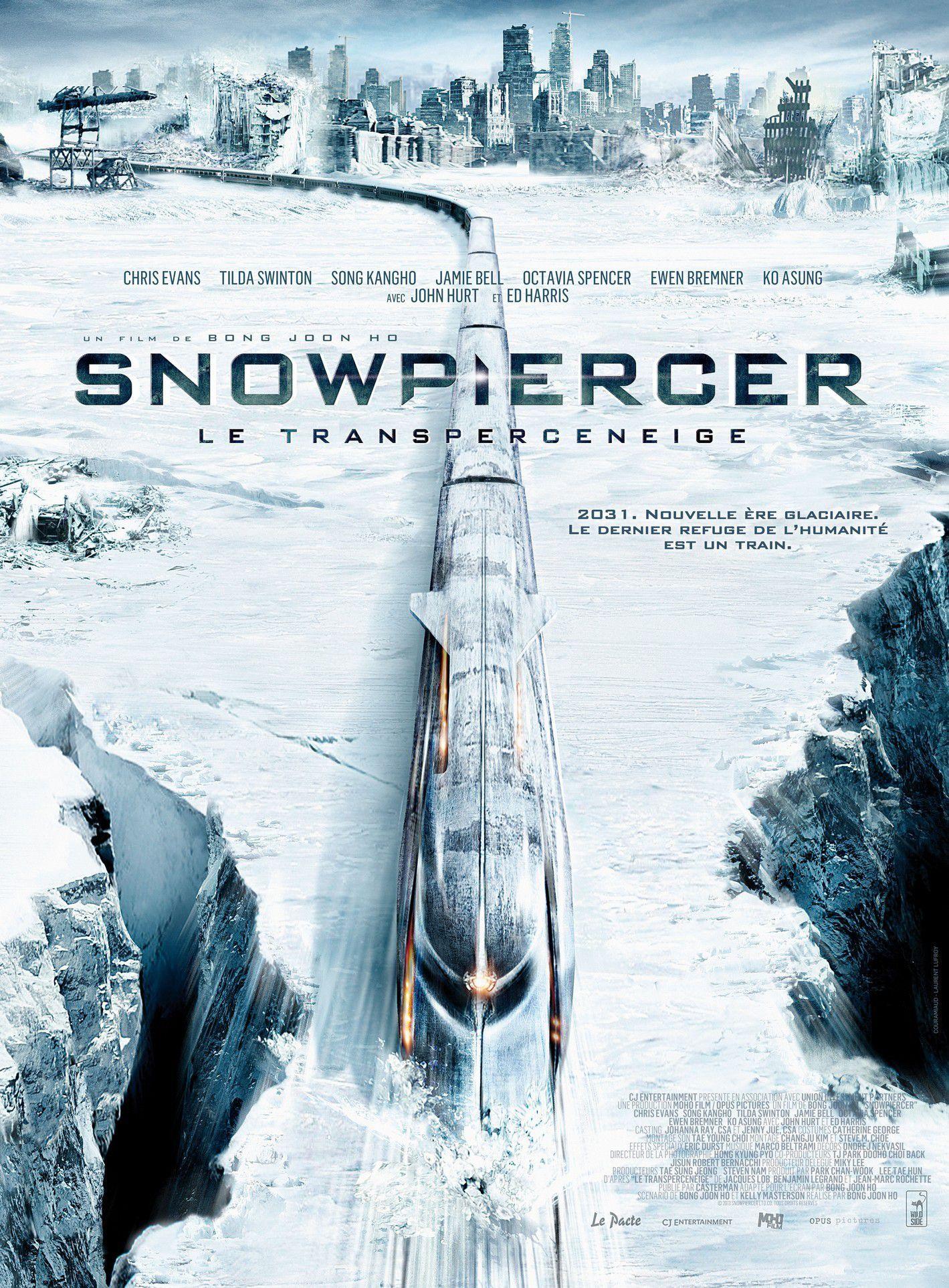 Snowpiercer – le Transperceneige - Film (2013)