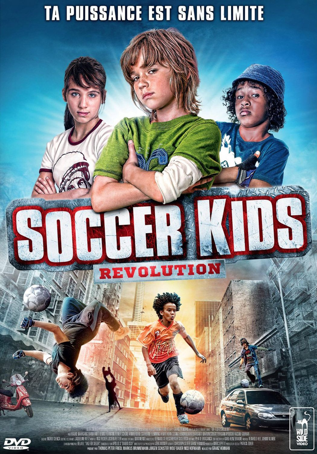 Soccer Kids revolution - Film (2010)