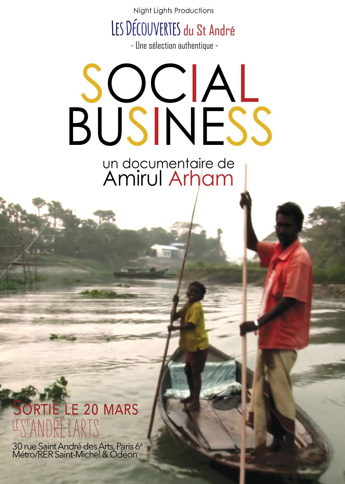 Social Business - Documentaire (2019)