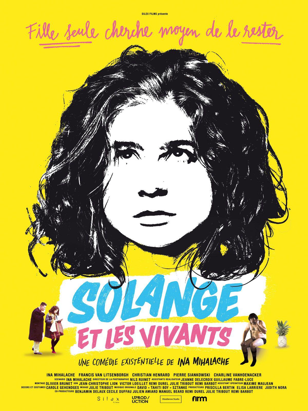 Solange et les Vivants - Film (2013)