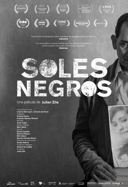 Soleils Noirs - Documentaire (2019)