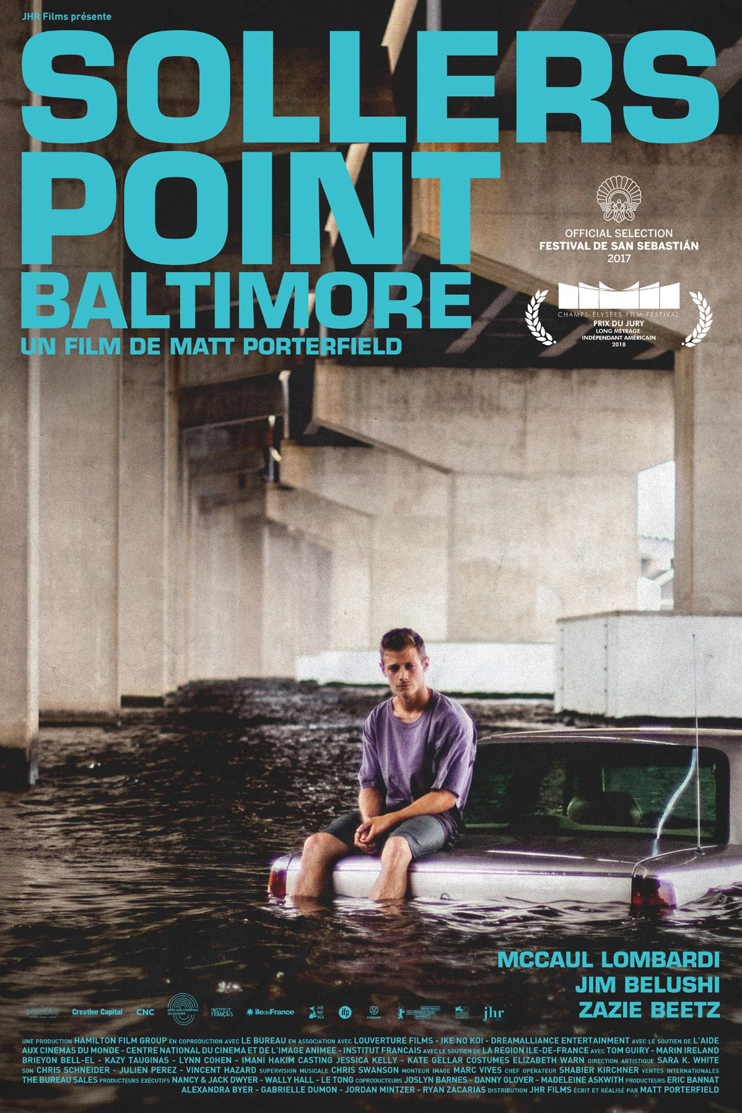 Sollers Point - Baltimore - Film (2018)