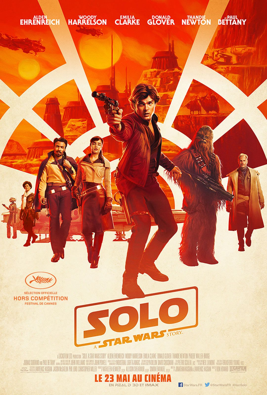 Solo : A Star Wars Story - Film (2018)
